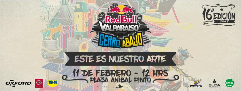 Red Bull Valparaiso Cerro Abajo