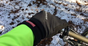 Test: ZIENER rokavice DONX GWS
